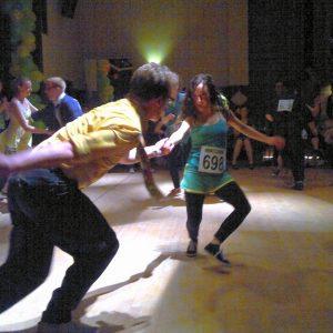 如何判斷自己搖擺舞的程度?